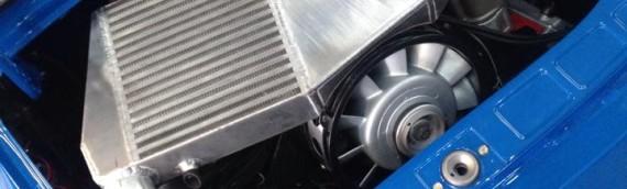 Progress on the 930 Turbo Carrera